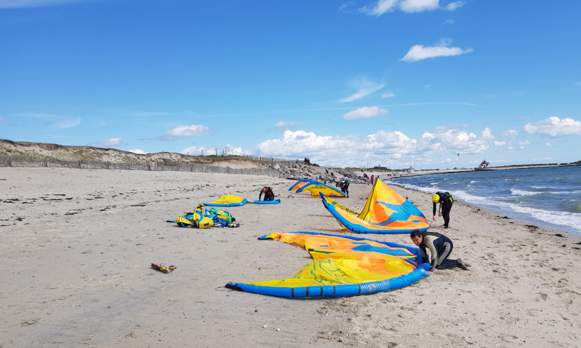 Ecole de kitesurf de Sarzeau